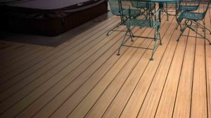 Landscaping Deck composite