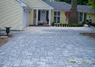 landscape-Oakville stone work burlington