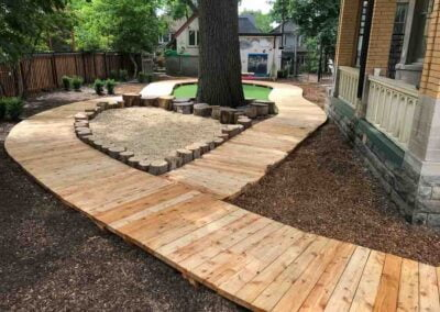 Landscaping Burlington